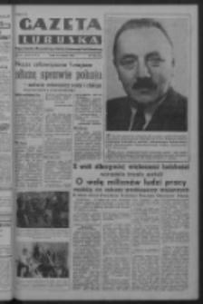 Gazeta Lubuska : organ Komitetu Wojewódzkiego Polskiej Zjednoczonej Partii Robotniczej R. III Nr 107 (19 kwietnia 1950). - Wyd. ABCDEFG