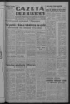 Gazeta Lubuska : organ Komitetu Wojewódzkiego Polskiej Zjednoczonej Partii Robotniczej R. III Nr 120 (2 maja 1950). - Wyd. ABCDEFG