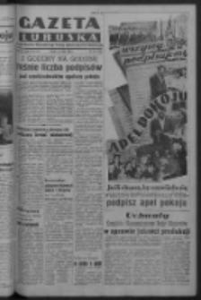 Gazeta Lubuska : organ Komitetu Wojewódzkiego Polskiej Zjednoczonej Partii Robotniczej R. III Nr 137 (19 maja 1950). - Wyd. ABCDEFG