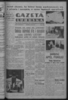 Gazeta Lubuska : organ Komitetu Wojewódzkiego Polskiej Zjednoczonej Partii Robotniczej R. III Nr 139 (21 maja 1950). - Wyd. ABCDEFG