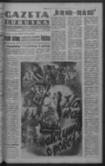 Gazeta Lubuska : organ Komitetu Wojewódzkiego Polskiej Zjednoczonej Partii Robotniczej R. III Nr 150 (2 czerwca 1950). - Wyd. ABCDEFG