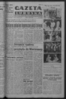 Gazeta Lubuska : organ Komitetu Wojewódzkiego Polskiej Zjednoczonej Partii Robotniczej R. III Nr 155 (7 czerwca 1950). - Wyd. ABCDEFG