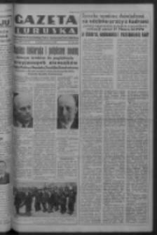Gazeta Lubuska : organ Komitetu Wojewódzkiego Polskiej Zjednoczonej Partii Robotniczej R. III Nr 156 (8 czerwca 1950). - Wyd. ABC