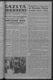Gazeta Lubuska : organ Komitetu Wojewódzkiego Polskiej Zjednoczonej Partii Robotniczej R. III Nr 169 (21 czerwca 1950). - Wyd. ABCDEFG