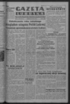 Gazeta Lubuska : organ Komitetu Wojewódzkiego Polskiej Zjednoczonej Partii Robotniczej R. III Nr 173 (25 czerwca 1950). - Wyd. ABCDEFG