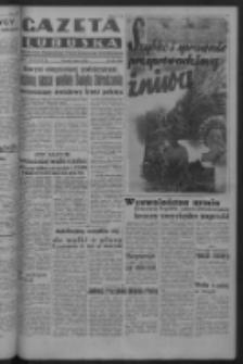 Gazeta Lubuska : organ Komitetu Wojewódzkiego Polskiej Zjednoczonej Partii Robotniczej R. III Nr 182 (4 lipca 1950). - Wyd. ABCDEFG