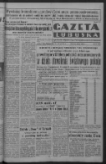 Gazeta Lubuska : organ Komitetu Wojewódzkiego Polskiej Zjednoczonej Partii Robotniczej R. III Nr 194 (16 lipca 1950). - Wyd. ABCDEFG