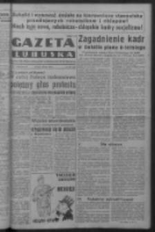 Gazeta Lubuska : organ Komitetu Wojewódzkiego Polskiej Zjednoczonej Partii Robotniczej R. III Nr 196 (18 lipca 1950). - Wyd. ABCDEFG