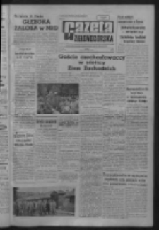 Gazeta Zielonogórska : organ KW Polskiej Zjednoczonej Partii Robotniczej R. IX Nr 215 (9 września 1960). - Wyd. A