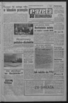 Gazeta Zielonogórska : organ KW Polskiej Zjednoczonej Partii Robotniczej R. XVI Nr 4 (5 stycznia 1967). - Wyd. A