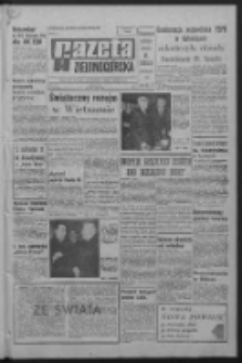 Gazeta Zielonogórska : organ KW Polskiej Zjednoczonej Partii Robotniczej R. XVI Nr 34 (9 lutego 1967). - Wyd. A