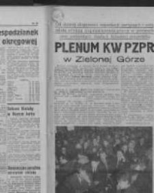 Gazeta Zielonogórska : organ KW Polskiej Zjednoczonej Partii Robotniczej R. XVI Nr 91 (18 kwietnia 1967). - Wyd. A