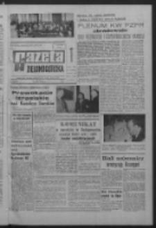 Gazeta Zielonogórska : organ KW Polskiej Zjednoczonej Partii Robotniczej R. XVI Nr 165 (13 lipca 1967). - Wyd. A