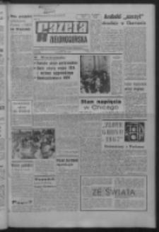 Gazeta Zielonogórska : organ KW Polskiej Zjednoczonej Partii Robotniczej R. XVI Nr 206 (30 sierpnia 1967). - Wyd. A