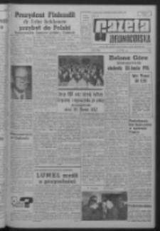 Gazeta Zielonogórska : organ KW Polskiej Zjednoczonej Partii Robotniczej R. XIII Nr 54 (4 marca 1964). - Wyd. A