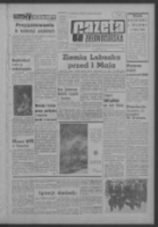 Gazeta Zielonogórska : organ KW Polskiej Zjednoczonej Partii Robotniczej R. XIII Nr 101 (29 kwietnia 1964). - Wyd. A