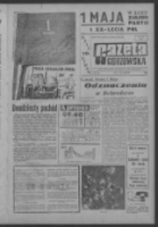 Gazeta Zielonogórska : organ KW Polskiej Zjednoczonej Partii Robotniczej R. XIII Nr 103 (1/2/3 maja 1964). - [Wyd. A]