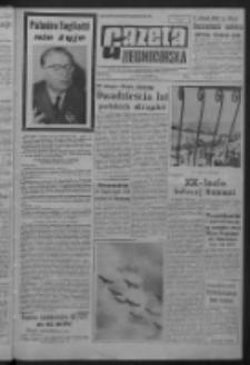 Gazeta Zielonogórska : organ KW Polskiej Zjednoczonej Partii Robotniczej R. XIII Nr 200 (22/23 sierpnia 1964). - [Wyd. A]