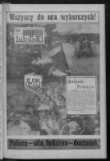 Gazeta Zielonogórska : magazyn lubuski : organ KW PZPR w Zielonej Górze [R. XXI] Nr 66 (18/19 marca 1972). - Wyd. AB