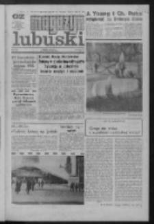 Gazeta Zielonogórska : magazyn lubuski : organ Komitetu Wojewódzkiego PZPR R. XXI Nr 95 (22/23 kwietnia 1972). - Wyd. A