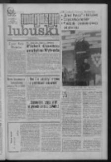 Gazeta Zielonogórska : magazyn lubuski : organ Komitetu Wojewódzkiego PZPR w Zielonej Górze R. XXI Nr 137 (10/11 czerwca 1972). - Wyd. A