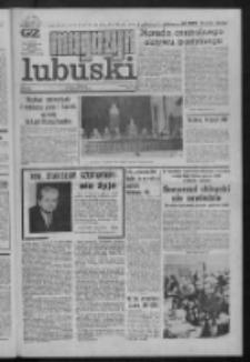 Gazeta Zielonogórska : magazyn lubuski : organ Komitetu Wojewódzkiego PZPR w Zielonej Górze R. XXI Nr 143 (17/18 czerwca 1972). - Wyd. A