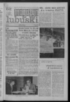 Gazeta Zielonogórska : magazyn lubuski : organ Komitetu Wojewódzkiego PZPR w Zielonej Górze R. XXI Nr 167 (15/16 lipca 1972). - Wyd. A
