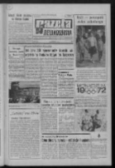 Gazeta Zielonogórska : organ KW Polskiej Zjednoczonej Partii Robotniczej R. XXI Nr 208 (1 września 1972). - Wyd. A