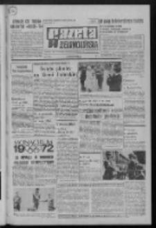 Gazeta Zielonogórska : organ KW Polskiej Zjednoczonej Partii Robotniczej R. XXI Nr 216 (11 września 1972). - Wyd. A