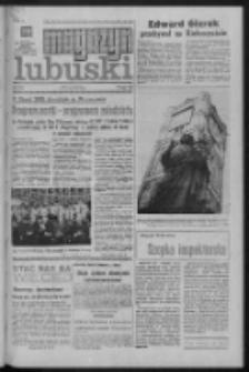 Gazeta Zielonogórska : magazyn lubuski : organ Komitetu Wojewódzkiego PZPR w Zielonej Górze R. XXII Nr 41 (17/18 lutego 1973). - Wyd. A
