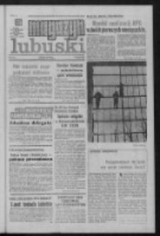 Gazeta Zielonogórska : magazyn lubuski : organ Komitetu Wojewódzkiego PZPR w Zielonej Górze R. XXII Nr 71 (24/25 marca 1973). - Wyd. A