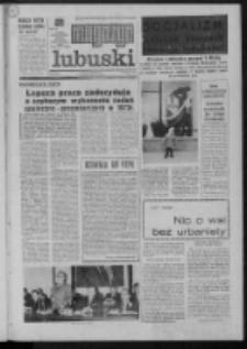 Gazeta Zielonogórska : magazyn lubuski : organ Komitetu Wojewódzkiego PZPR w Zielonej Górze R. XXII Nr 100 (28/29 kwietnia 1973). - Wyd. A