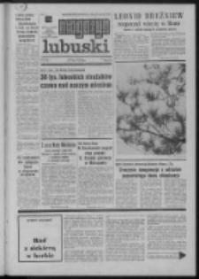 Gazeta Zielonogórska : magazyn lubuski : organ Komitetu Wojewódzkiego PZPR w Zielonej Górze R. XXII Nr 118 (19/20 maja 1973). - Wyd. A