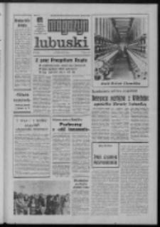 Gazeta Zielonogórska : magazyn lubuski : organ Komitetu Wojewódzkiego PZPR w Zielonej Górze R. XXII Nr 130 (2/3 czerwca 1973). - Wyd. A