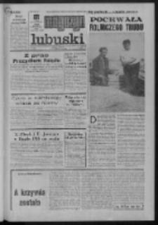 Gazeta Zielonogórska : magazyn lubuski : organ Komitetu Wojewódzkiego PZPR w Zielonej Górze R. XXII Nr 196 (18/19 sierpnia 1973). - Wyd. A