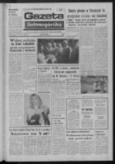 Gazeta Zielonogórska : organ KW Polskiej Zjednoczonej Partii Robotniczej R. XXII Nr 203 (27 sierpnia 1973). - Wyd. A