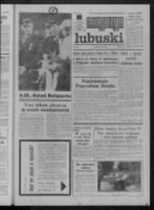Gazeta Zielonogórska : magazyn lubuski : organ Komitetu Wojewódzkiego PZPR w Zielonej Górze R. XXII Nr 214 (8/9 września 1973). - Wyd. A