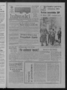 Gazeta Zielonogórska : magazyn lubuski : organ Komitetu Wojewódzkiego PZPR w Zielonej Górze R. XXII Nr 220 (15/16 września 1973). - Wyd. A