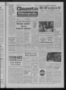 Gazeta Zielonogórska : organ KW Polskiej Zjednoczonej Partii Robotniczej R. XXII Nr 224 (20 września 1973). - Wyd. A