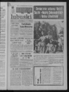 Gazeta Zielonogórska : magazyn lubuski : organ Komitetu Wojewódzkiego PZPR w Zielonej Górze R. XXII Nr 226 (22/23 września 1973). - Wyd. A