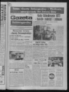 Gazeta Zielonogórska : organ KW Polskiej Zjednoczonej Partii Robotniczej R. XXII Nr 227 (24 września 1973). - Wyd. A