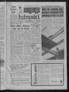 Gazeta Zielonogórska : magazyn lubuski : organ Komitetu Wojewódzkiego PZPR w Zielonej Górze R. XXII Nr 232 (29/30 września 1973). - Wyd. A