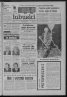 Gazeta Zielonogórska : magazyn lubuski : organ Komitetu Wojewódzkiego PZPR w Zielonej Górze R. XXII Nr 250 (20/21 października 1973). - Wyd. A