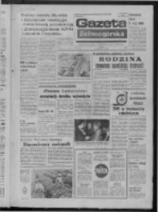 Gazeta Zielonogórska : organ KW Polskiej Zjednoczonej Partii Robotniczej R. XXIII Nr 12 (15 stycznia 1974). - Wyd. A