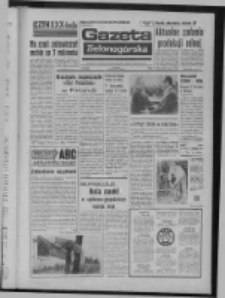 Gazeta Zielonogórska : organ KW Polskiej Zjednoczonej Partii Robotniczej R. XXIII Nr 72 (26 marca 1974). - Wyd. A