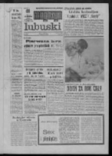 Gazeta Zielonogórska : magazyn lubuski : organ KW Polskiej Zjednoczonej Partii Robotniczej R. XXIII Nr 82 (6/7 kwietnia 1974). - Wyd. A
