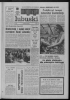 Gazeta Zielonogórska : magazyn lubuski : organ KW Polskiej Zjednoczonej Partii Robotniczej R. XXIII Nr 93 (20/21 kwietnia 1974). - Wyd. A
