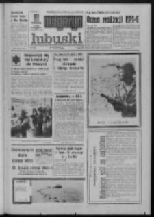 Gazeta Zielonogórska : magazyn lubuski : organ KW Polskiej Zjednoczonej Partii Robotniczej R. XXIII Nr 117 (18/19 maja 1974). - Wyd. A
