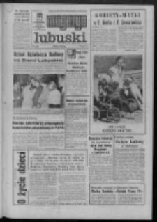 Gazeta Zielonogórska : magazyn lubuski : organ KW Polskiej Zjednoczonej Partii Robotniczej R. XXIII Nr 123 (25/26 maja 1974). - Wyd. A