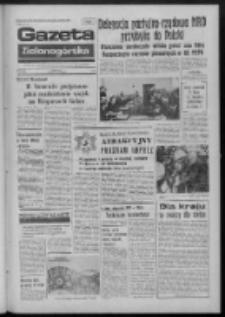 Gazeta Zielonogórska : organ KW Polskiej Zjednoczonej Partii Robotniczej R. XXIII Nr 133 (6 czerwca 1974). - Wyd. A